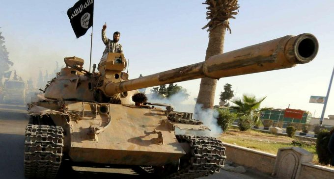America Loves Terrorists Abroad: ISIS as Proxy US Mercenaries