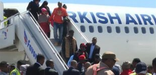 Enslaved Somali migrants sold in Libya return home