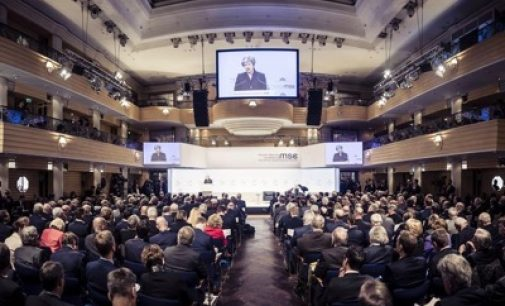 The 682 participants at the Munich Security Conference 2018