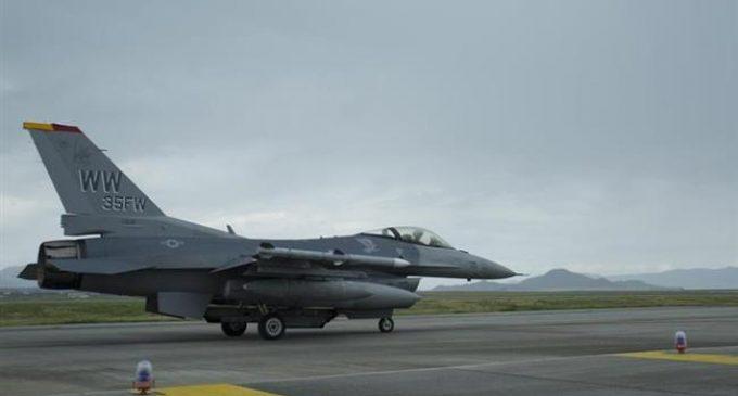 Japan demands explanation after US jet dumps fuel tanks in lake