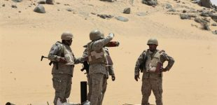 Yemeni snipers kill five Saudi soldiers in border regions