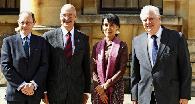 Oxford University's Complicity in Myanmar's Genocide Denial