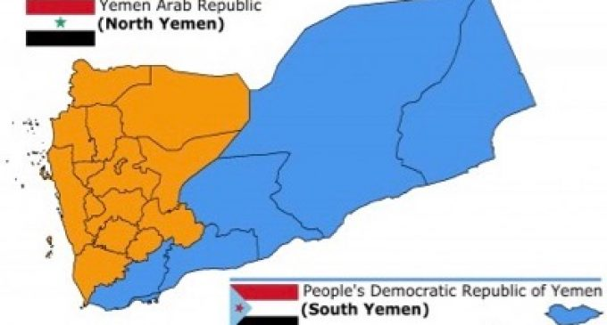 Towards a new division of Yemen