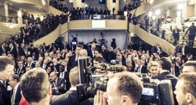 The confusion of diplomats and the military at MSC 2018, by Thierry Meyssan