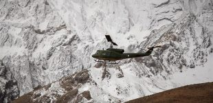 Bad weather slows efforts to recover bodies of Iran plane crash victims