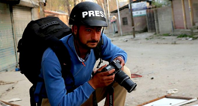 After Arresting Kashmiri Photojournalist, India Defines 'Duties' of a Journalist