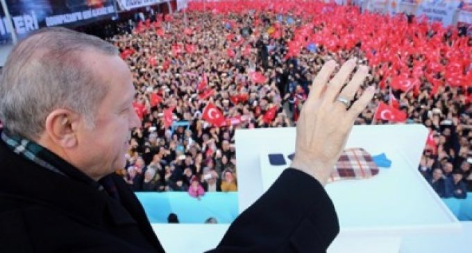 Turkey announces its preparations for invading Greece