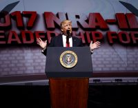 Normalizing Guns: Trump and the NRA See Opportunity in Tragedy