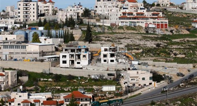 Israel approves bill paving way for annexation of West Bank