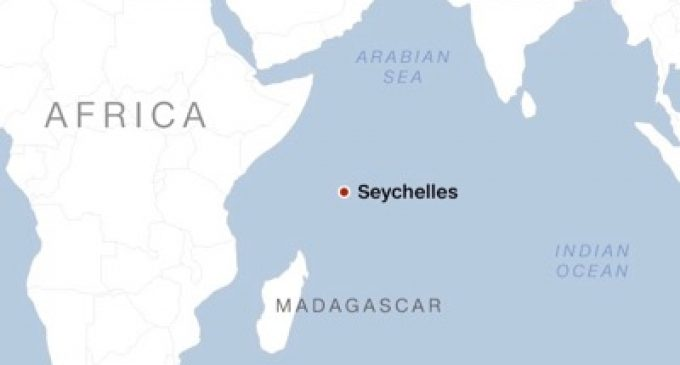India's setting up a military base in the Seychelles