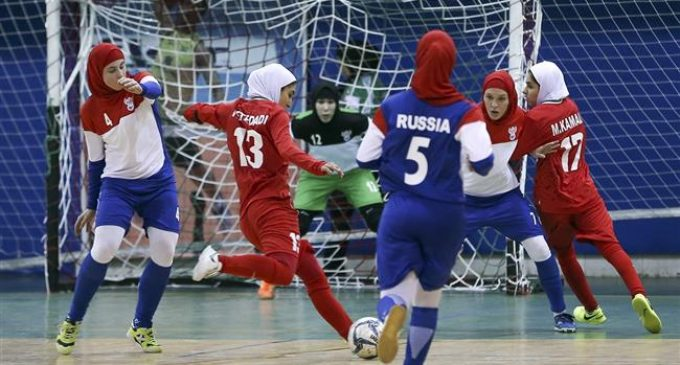 Iran learns rivals at 2018 AFC Women's Futsal Championship