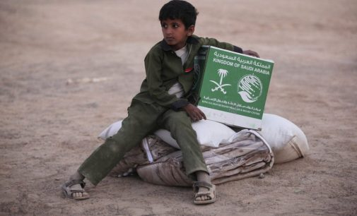 Saudi Arabia's Billion Dollar PR Campaign to Whitewash Genocide in Yemen