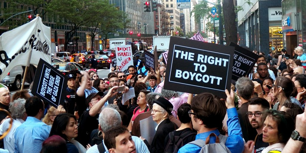 New Anti-BDS Legislation Expected to Dominate AIPAC Conference