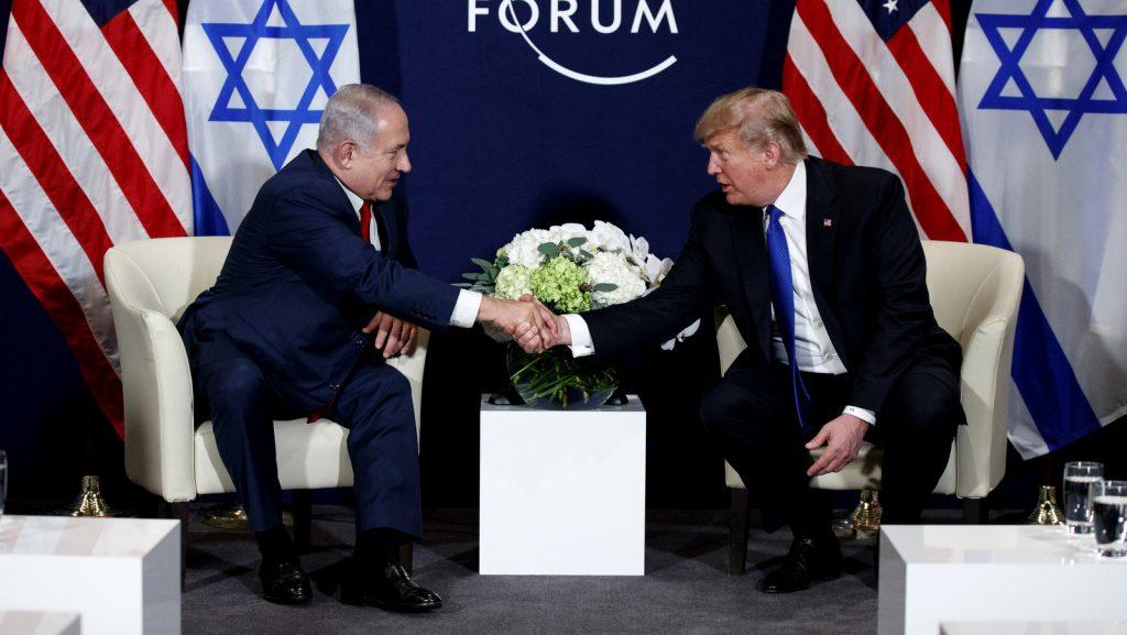 Bibi & Trump, Both Under Investigation, Meet on Phony 'Deal of the Century'