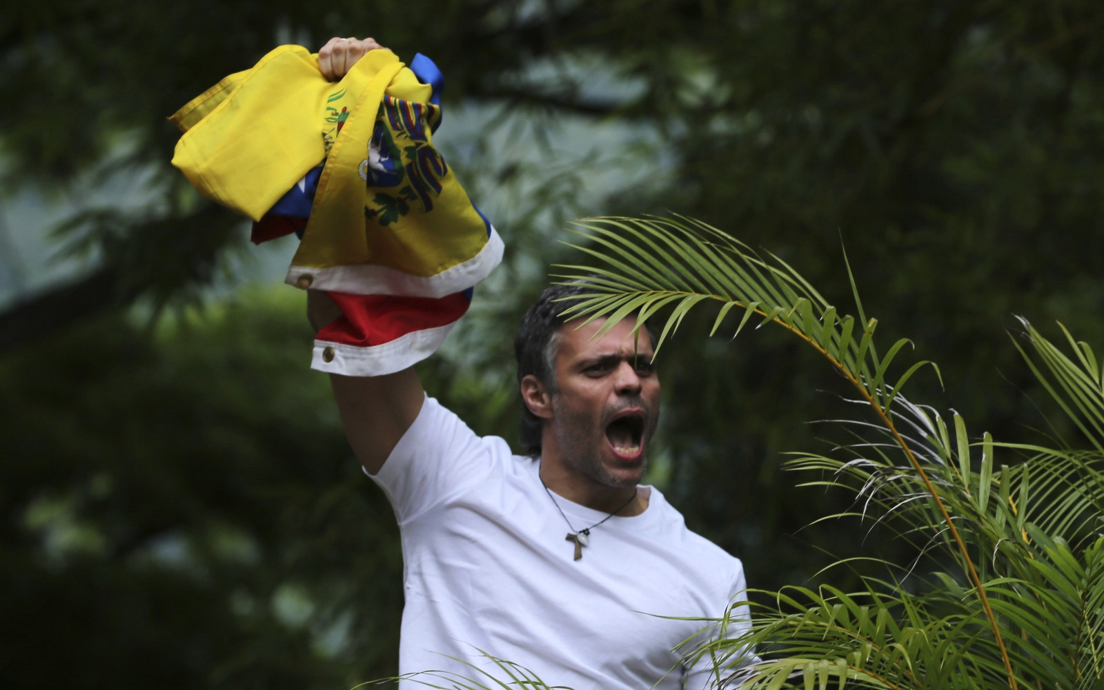 The New York Times' Uncanny Comparison of a Venezuelan Opposition Leader to Martin Luther King