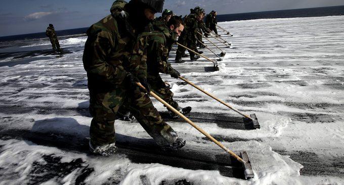 Fukushima Fallout: the Irradiated Sailors of the USS Ronald Reagan