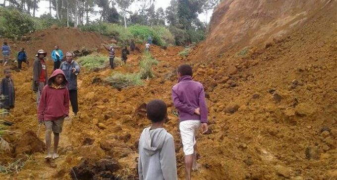 Death toll from PNG earthquake tops 100