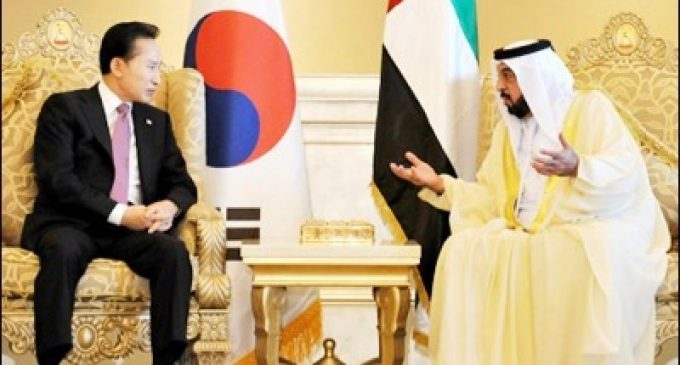 Secret Military Alliance between the Emirates and South Korea