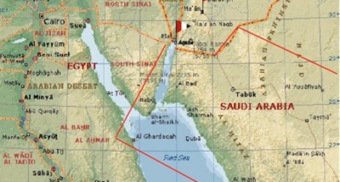 Egypt contributes part of its own territory for Plan Neom