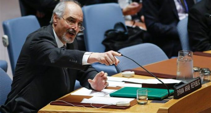 Terror backers use chemical attack claims to block Syria army gains: Ja'afari