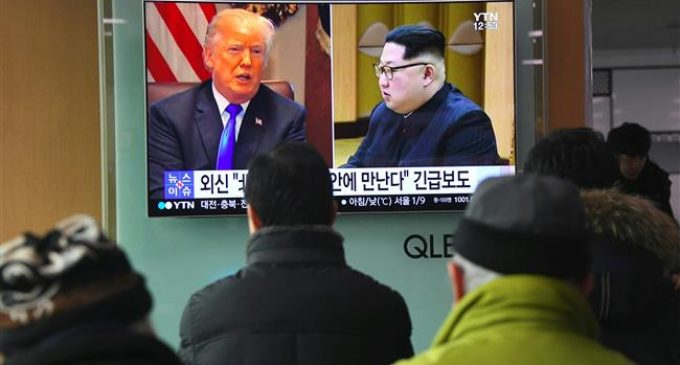 North Korea yet to comment on Trump-Kim meeting plan: South Korea