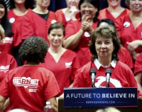 CNA and Retiring Head RoseAnn DeMoro Leave Labor in Critical Condition