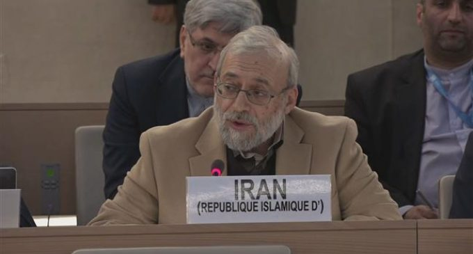 Iran: UN Human Rights Council marred by politicization