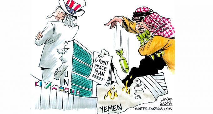 Ansarullah Leader Explains How US and UN Sandbagged Yemen Peace Talks