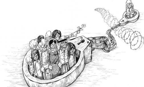 The Artwork of Palestinian Cartoonist Mohammad Sabaaneh