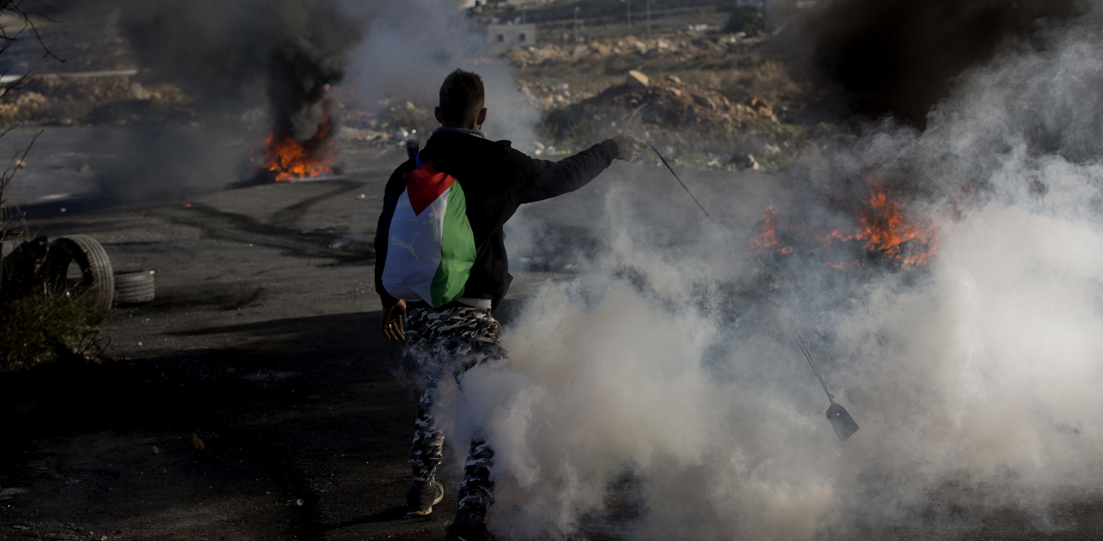 Israeli Drones Tear-Gas Gaza Protesters in Latest Unmanned Weapons 'Experiment'
