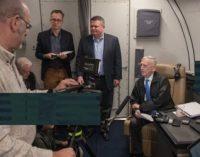 Russian army denies General Mattis' allegations