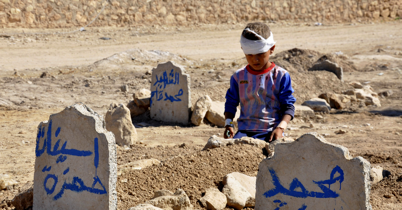 15 Years On, the Staggering Death Toll in Iraq Keeps Climbing