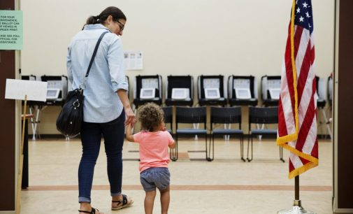 New Law Could Send Armed Secret Service Agents to Polling Places