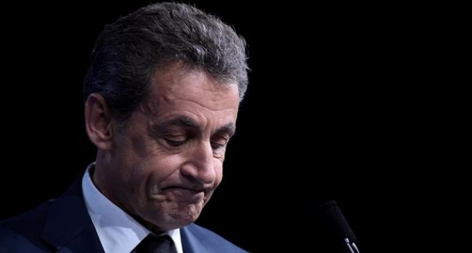 France's Sarkozy held in Libya financing probe