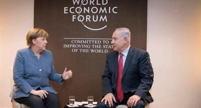Killing Iran nuclear deal will lead to war, Merkel warns Netanyahu