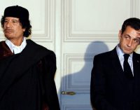 Was Nicolas Sarkozy's Role in Taking Out Gaddafi More Personal than Geopolitical?