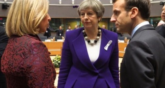 European Council conclusions on the Salisbury attack