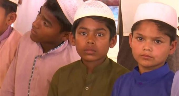 Rohingya orphans find shelter in Islamic school
