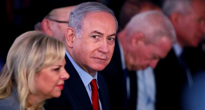 Israeli PM questioned for second time in telecom corruption case