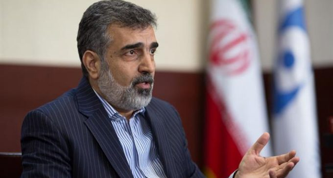 Iran in talks to sell more heavy water: AEOI spokesman