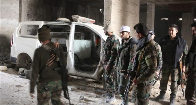 Syrian army prepares to go for last militant-held Ghouta town: Report