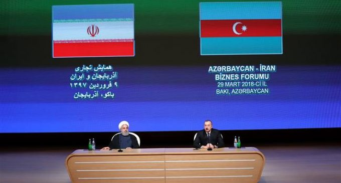 Iran-Azerbaijan relations beneficial to entire world: President Rouhani