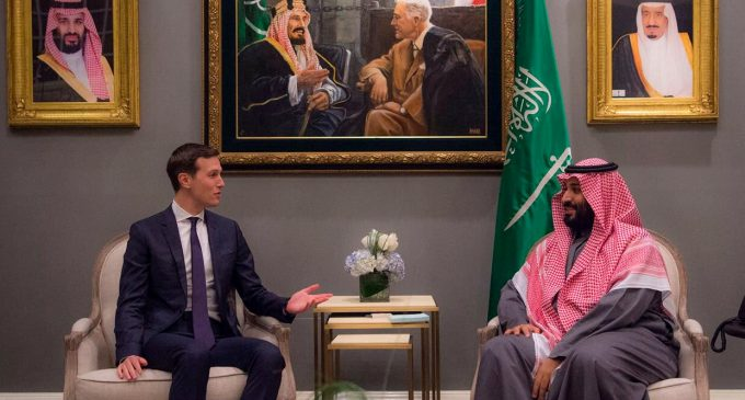 In US Tour, Saudi Crown Prince Meets and Greets the Heavies of the Zionist Lobby