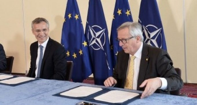 The European Commission's Proposal: A fifth pillar – Free Movement for Nato armies
