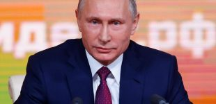 """""""Putin's sinister threats and lies extend far beyond his own country"""", by Boris Johnson"""