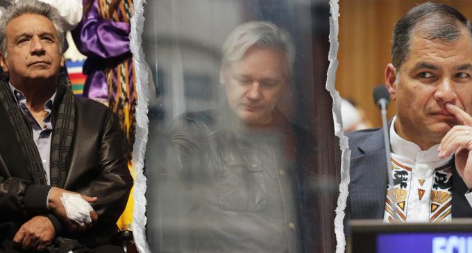 Ecuador, Assange and the Empire: Anatomy of a Neoliberal Sellout