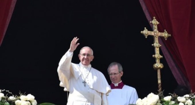 Urbi et Orbi Message of Pope Francis, by Pope Francis
