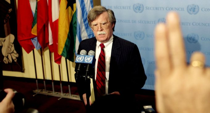 Here's How John Bolton Could Sabotage the Korea Peace Talks