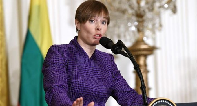 Estonia urges deployment of US Patriot missiles, troops