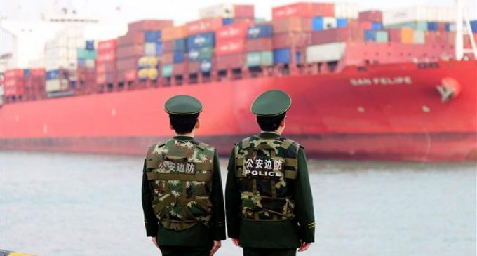 China ready to fight back US trade war 'at any cost'